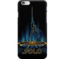 TRON-SOLO iPhone Case/Skin