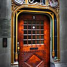 Bern Door by Luke Griffin
