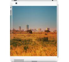 Nairobi National Park, Kenya iPad Case/Skin