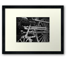 Tornado engineering Framed Print