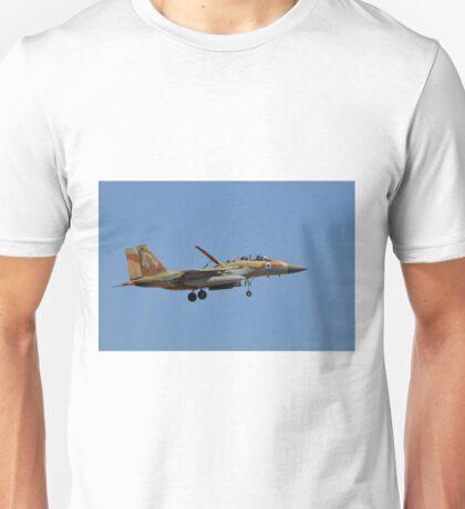 Isaraeli Air Force F-15I Unisex T-Shirt