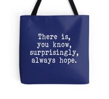 there is hope  Tote Bag