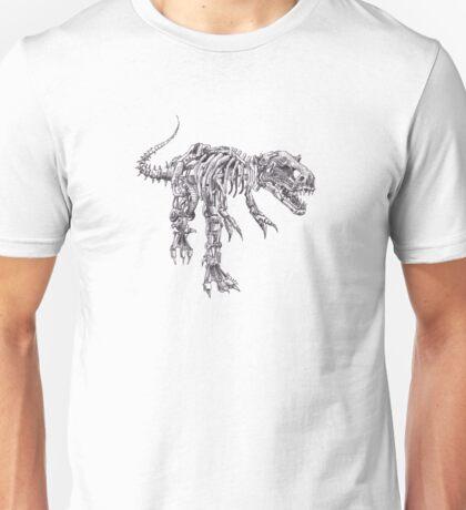 Steampunk T-Rex Unisex T-Shirt