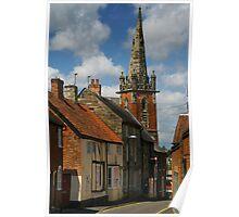 Castle Donington Poster