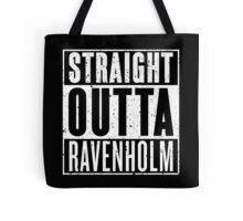 Straight Outta Ravenholm Tote Bag