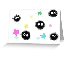 Soot Sprites Greeting Card