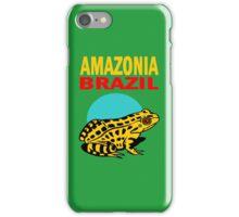 AMAZONIA, BRAZIL iPhone Case/Skin