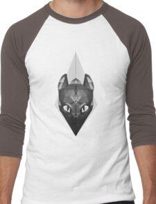Norse Arrow Toothless Men's Baseball ¾ T-Shirt