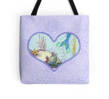 Mermaid Love  Tote Bag