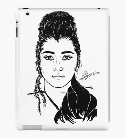 Lauren / Mulan Digital Sketch  iPad Case/Skin
