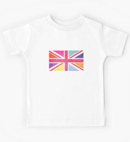 Pink Union Jack Kids Clothes