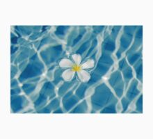 Frangipani flower in the swimming pool T-Shirt