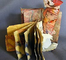 Disintegration Collaboration - books from my compost by debEC