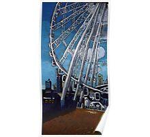 Wheel of Brisbane Poster