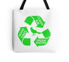 Portlandia Recycling Tote Bag