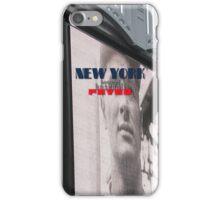 New York Home of Baseball Fever iPhone Case/Skin