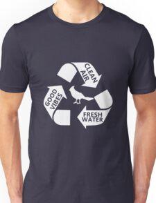 Portlandia Recycling Unisex T-Shirt