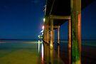 Brighton Jetty  by Andrew Dickman