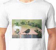 Tweedle dee and tweedle dum Unisex T-Shirt