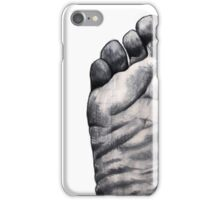 Big Foot iPhone Case/Skin
