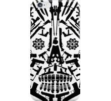 Gun Skull iPhone Case/Skin