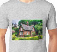 Cottage in Princes Street Gardens Unisex T-Shirt