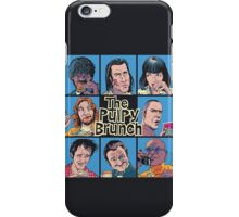The Pulpy Brunch iPhone Case/Skin