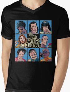 The Pulpy Brunch Mens V-Neck T-Shirt