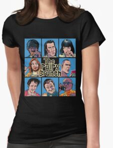The Pulpy Brunch Womens Fitted T-Shirt