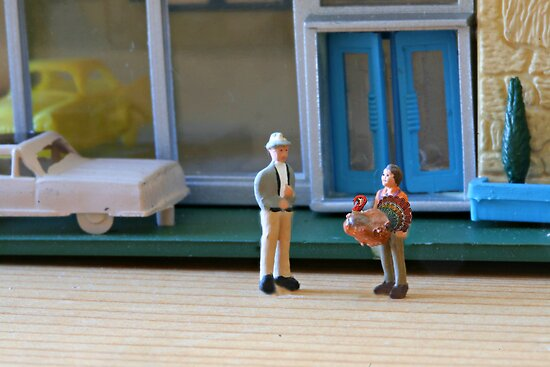 Oh for heaven's sake, Stuart! I said this new business is supposed to be a TURNKEY operation. by Susan Littlefield