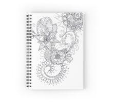 ZenDoodle Spiral Notebook