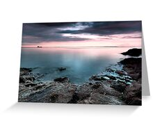 Corrie Cove Greeting Card