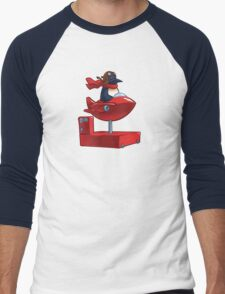Insert Coin Men's Baseball ¾ T-Shirt