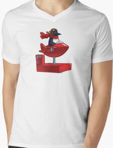Insert Coin Mens V-Neck T-Shirt