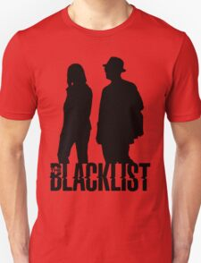 Red and Liz Silhouettes  T-Shirt