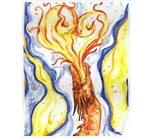 Burning Love Poster