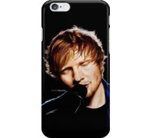 Ed Coloured Pencil Drawing iPhone Case/Skin