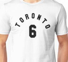 Toronto 6 [Black] Unisex T-Shirt