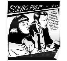 Sonic Pulp: Goo Fiction Poster