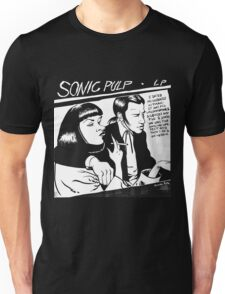 Sonic Pulp: Goo Fiction Unisex T-Shirt