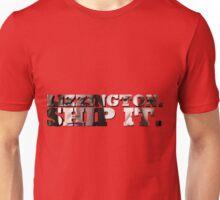 Lizzington Ship Unisex T-Shirt