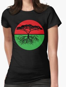 Family Tree RBG Womens Fitted T-Shirt
