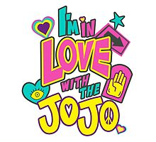 I'm In Love With The Jojo by jakface
