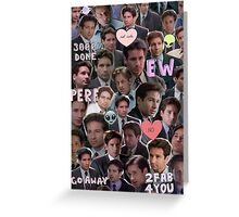 Mulder Greeting Card