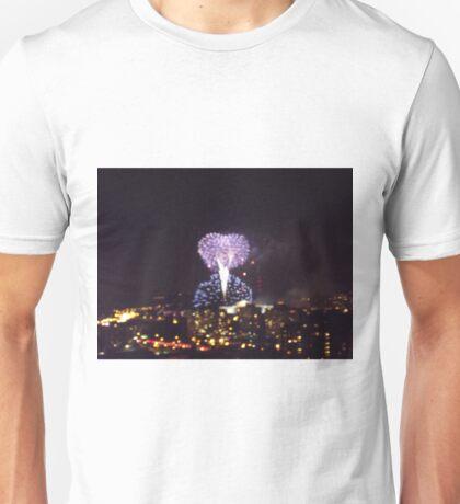 Firework Celebration Unisex T-Shirt