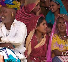 Tradition and Colors of Rajasthan by Mukesh Srivastava