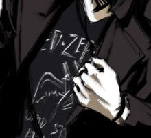 Supernatural - Punk!Dean Sticker