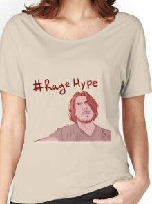 Game Grumps Rage Hype Women's Relaxed Fit T-Shirt