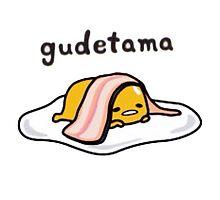 Gudetama, The Lazy Egg by JessHarrison
