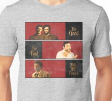 The Good..The Bad..And...The Castiel.. Unisex T-Shirt